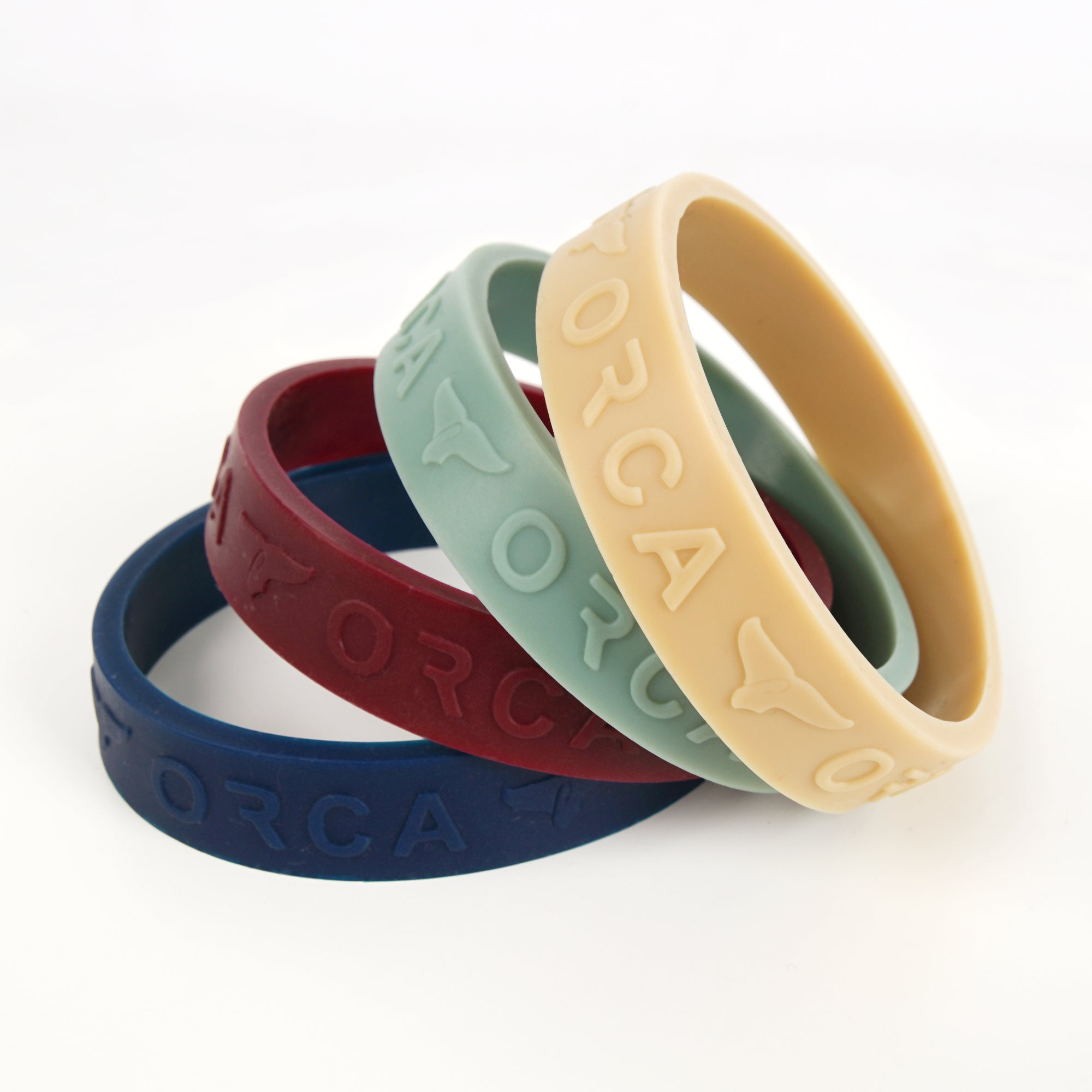 Cozy Colors Band Set of 4