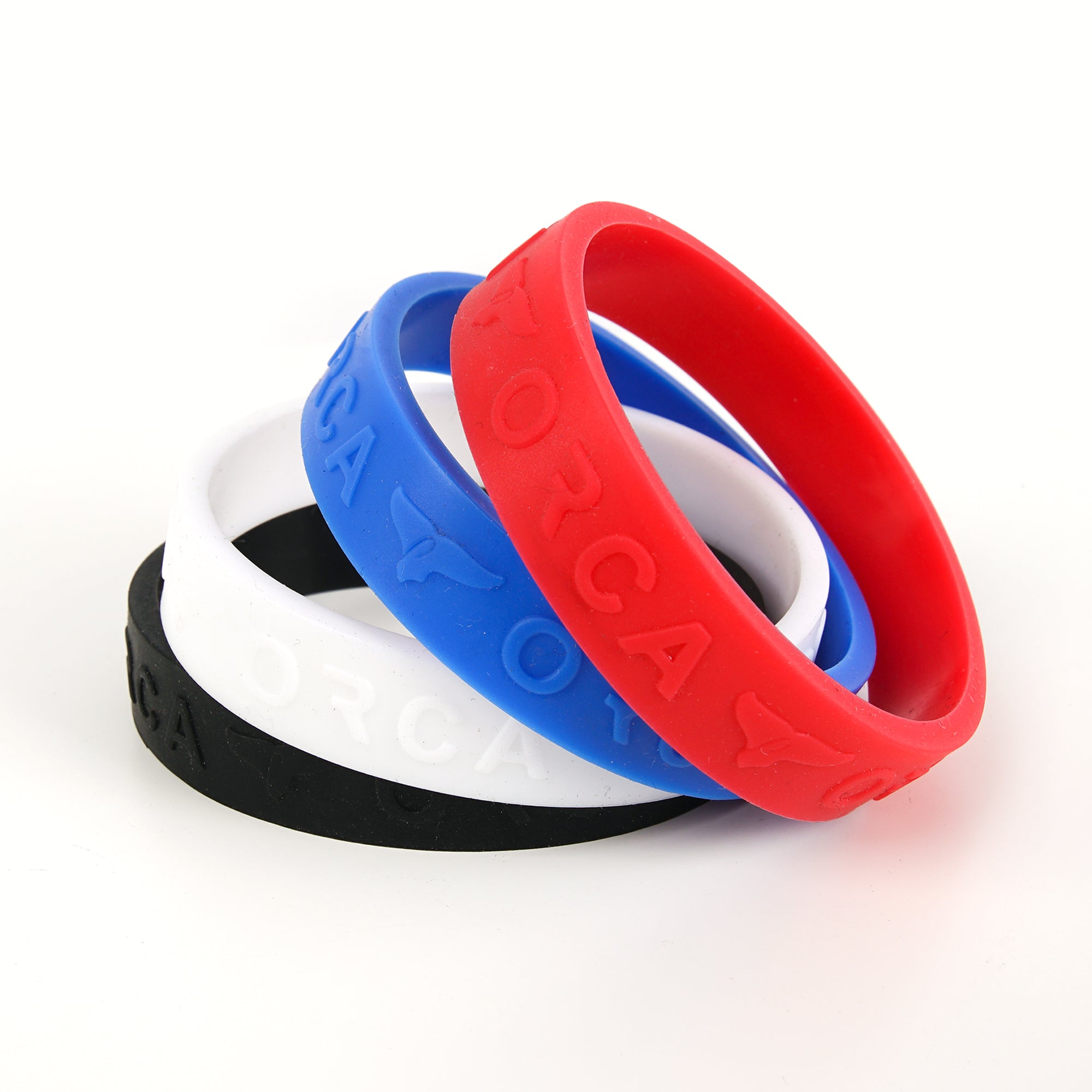 Patriotic Colors Band Set of 4