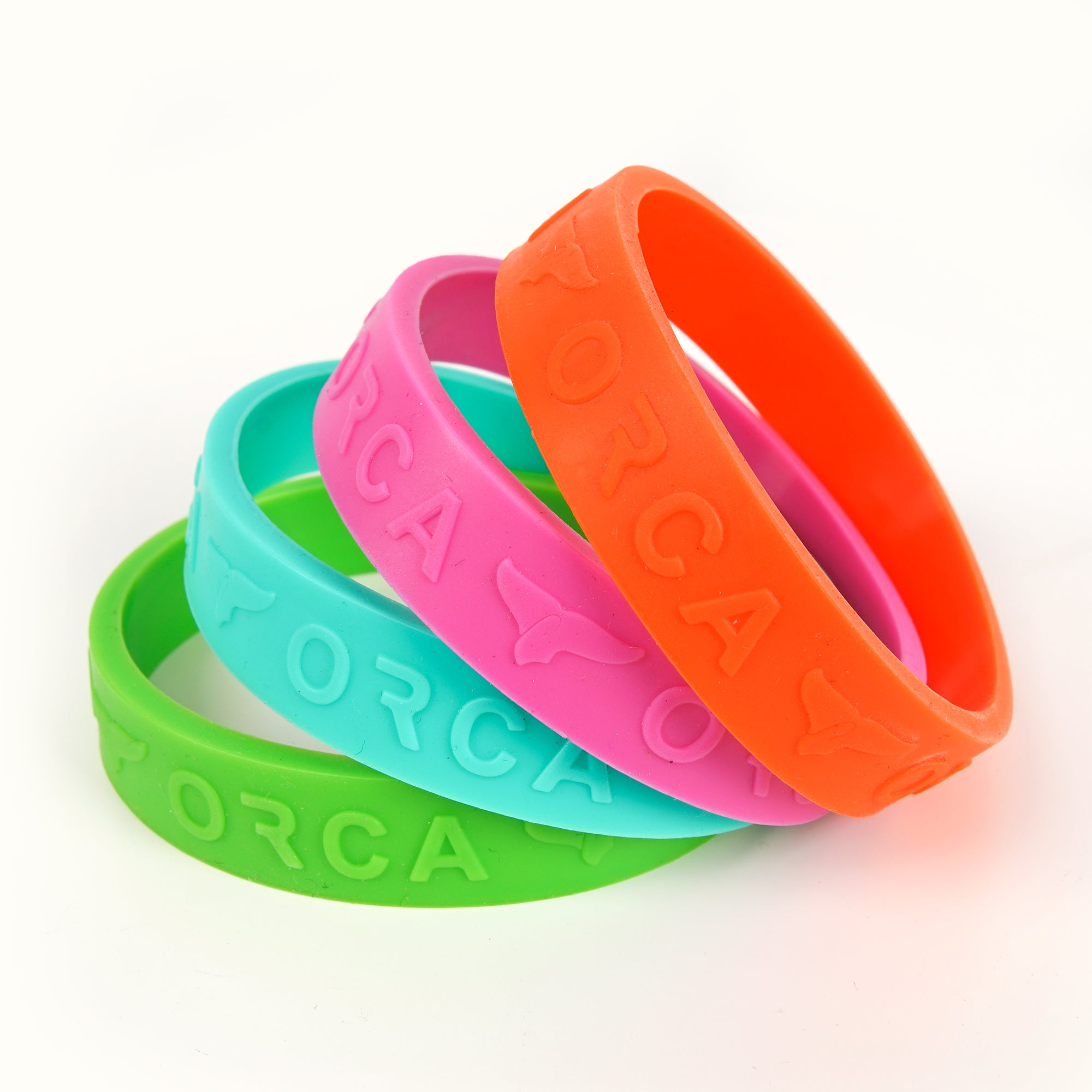 Tropical Colors Band Set of 4