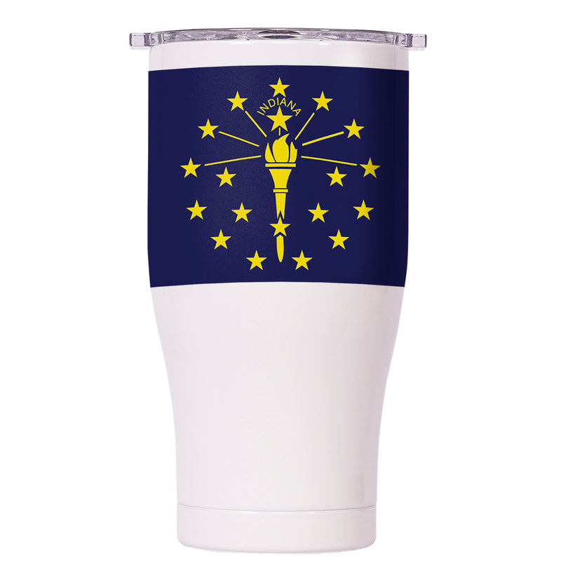 Indiana State Flag Chaser 27oz - ORCA