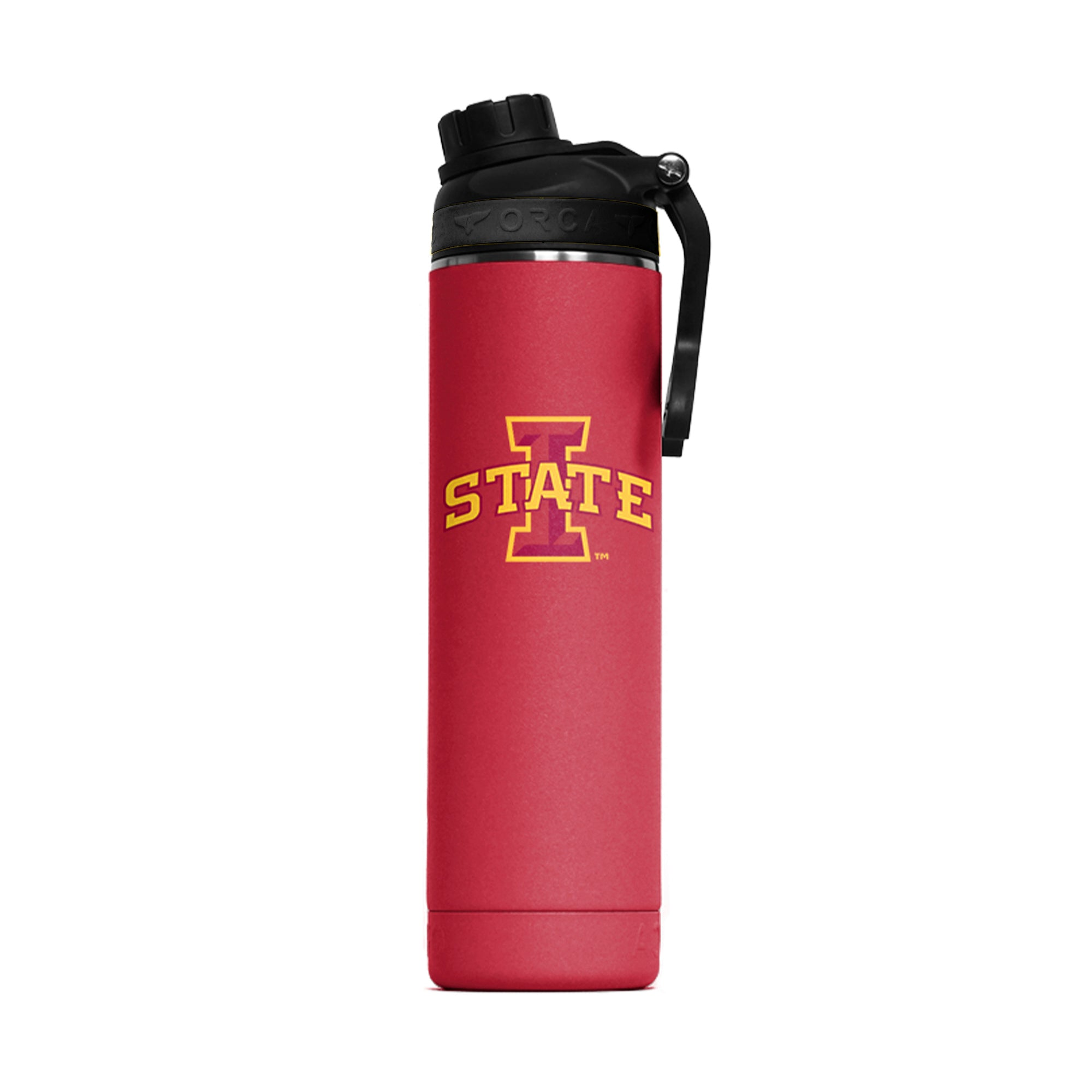 Iowa State Color Logo Hydra 22oz - ORCA