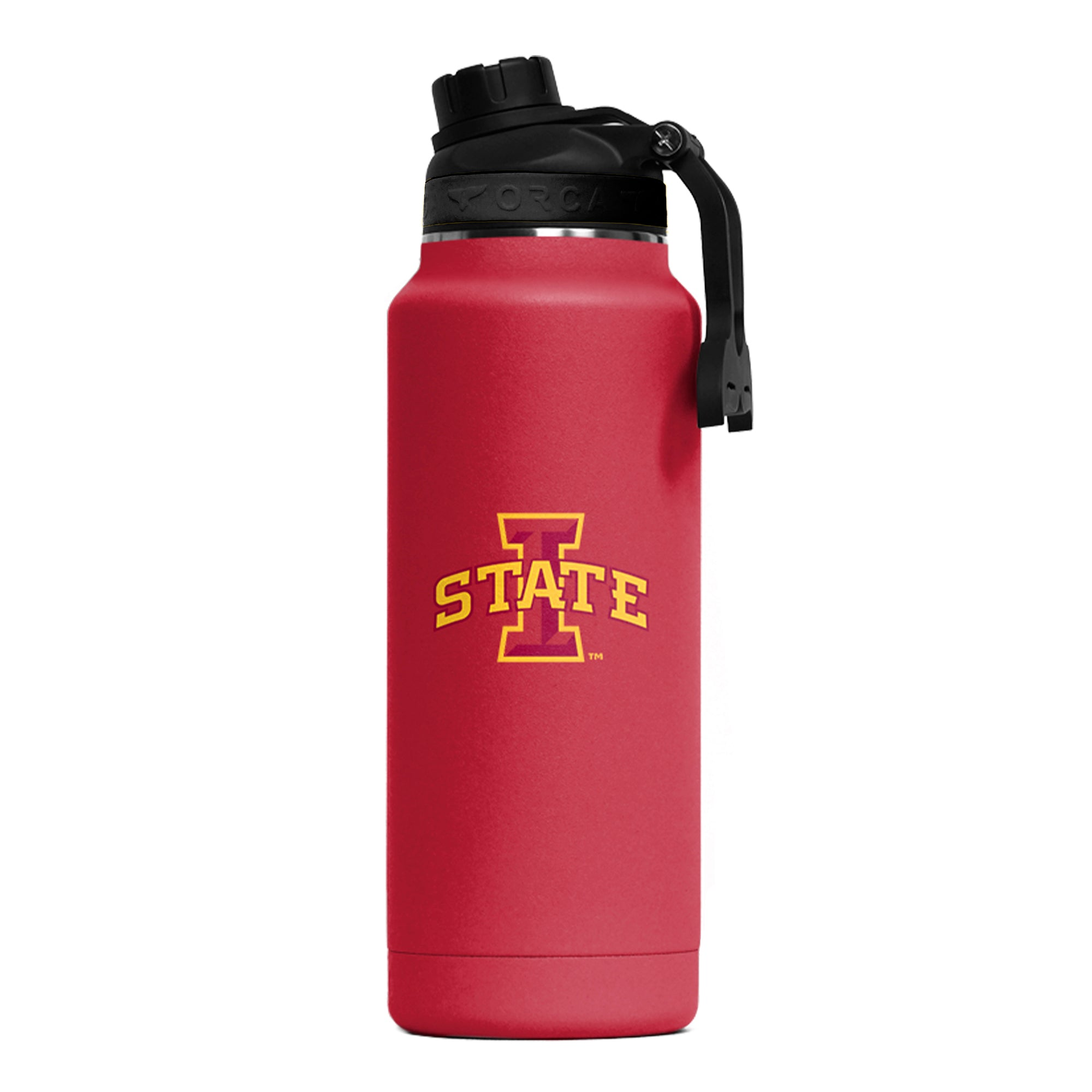 Iowa State Color Logo Hydra 34oz - ORCA