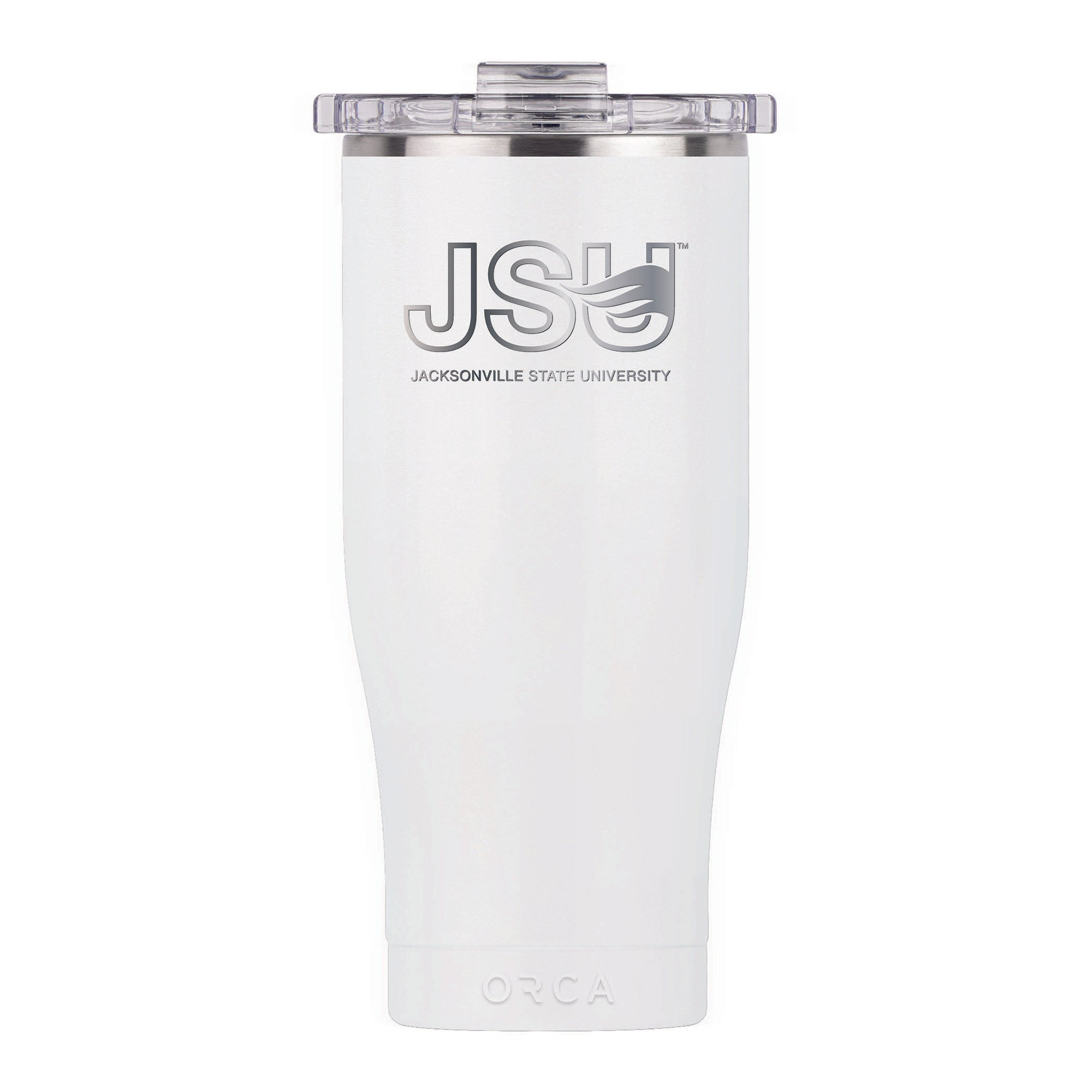 Jacksonville State Whiteout Chaser 16 oz. - ORCA