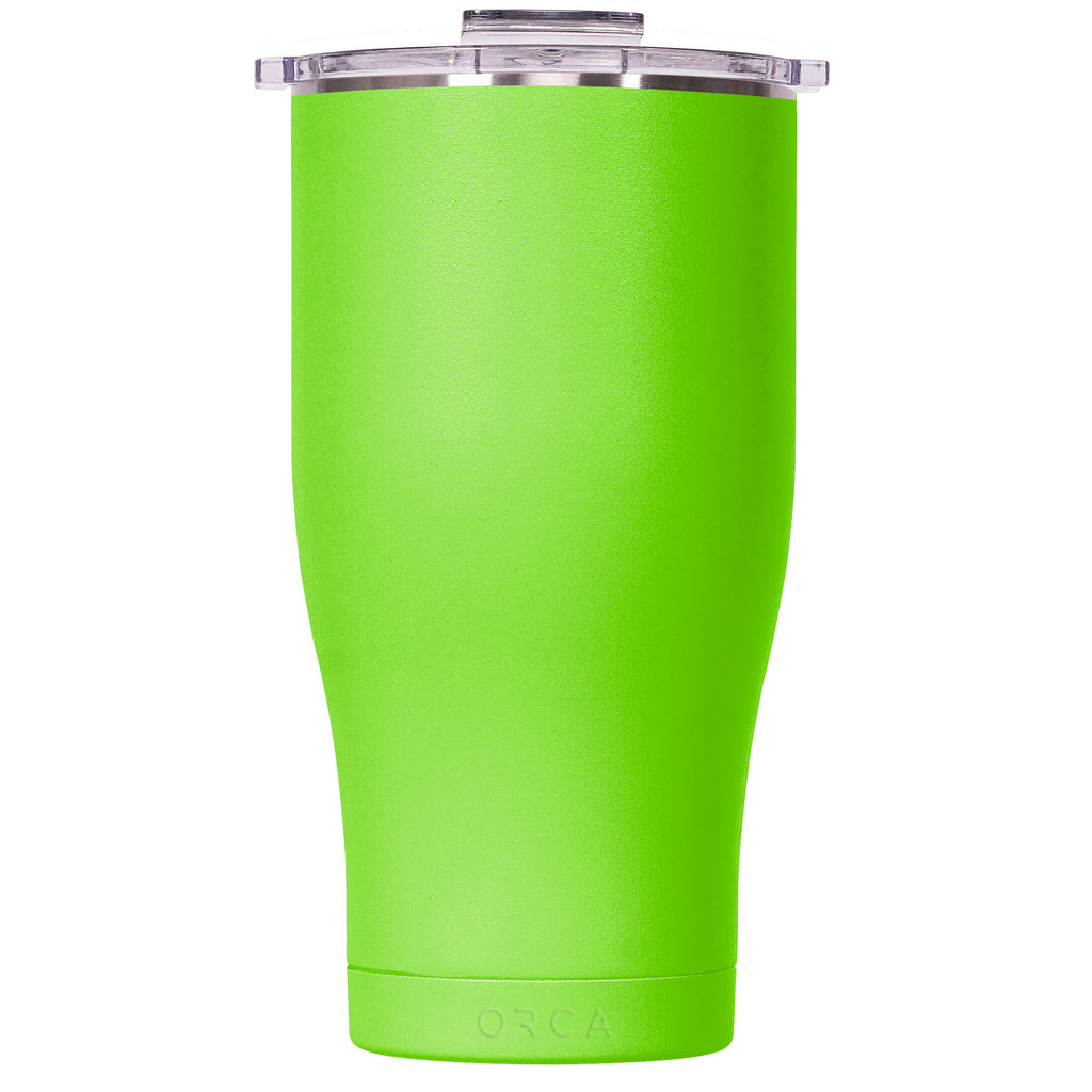 Lime/Clear Chaser 27oz - ORCA