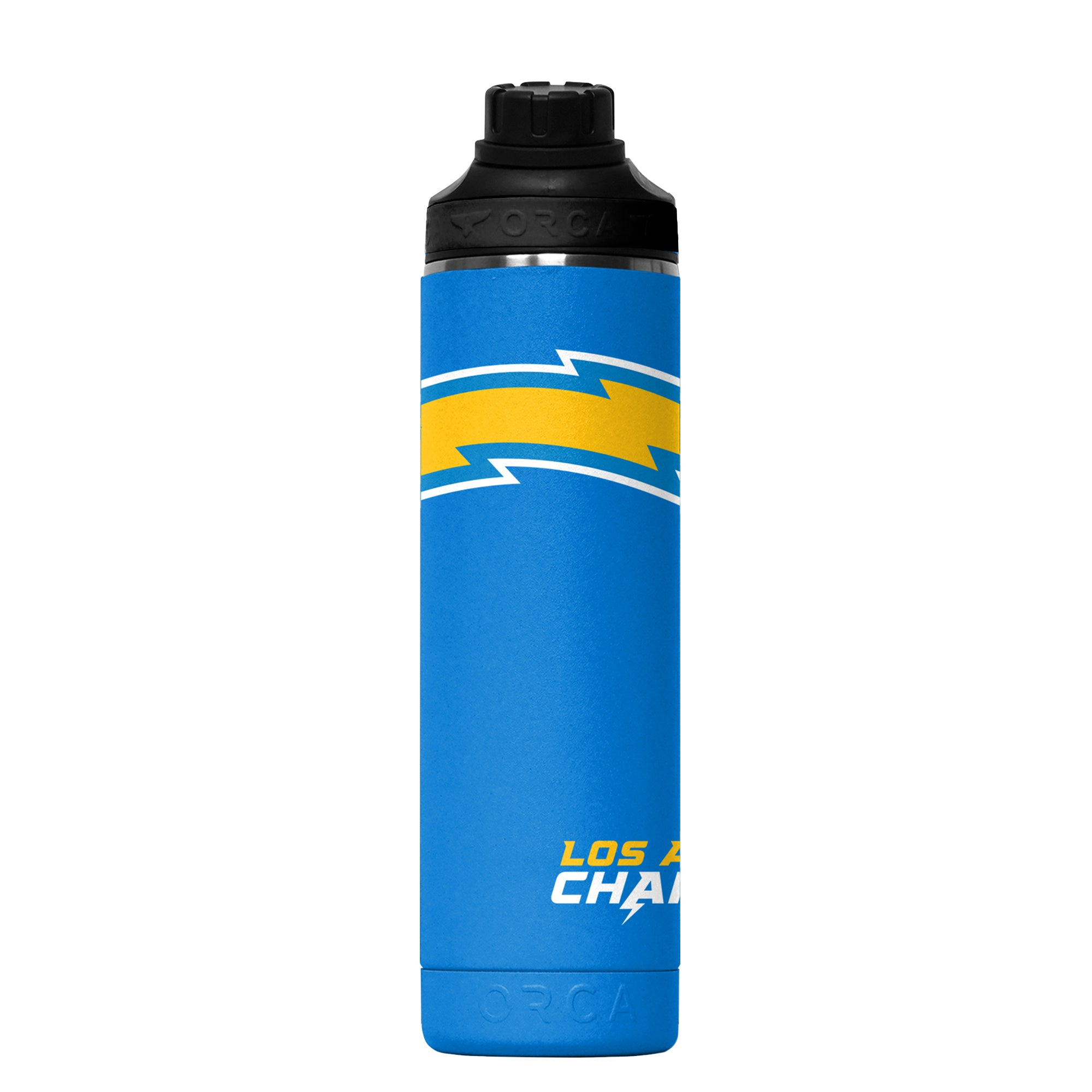 2020 Los Angeles Chargers Large Logo Hydra 22oz - ORCA