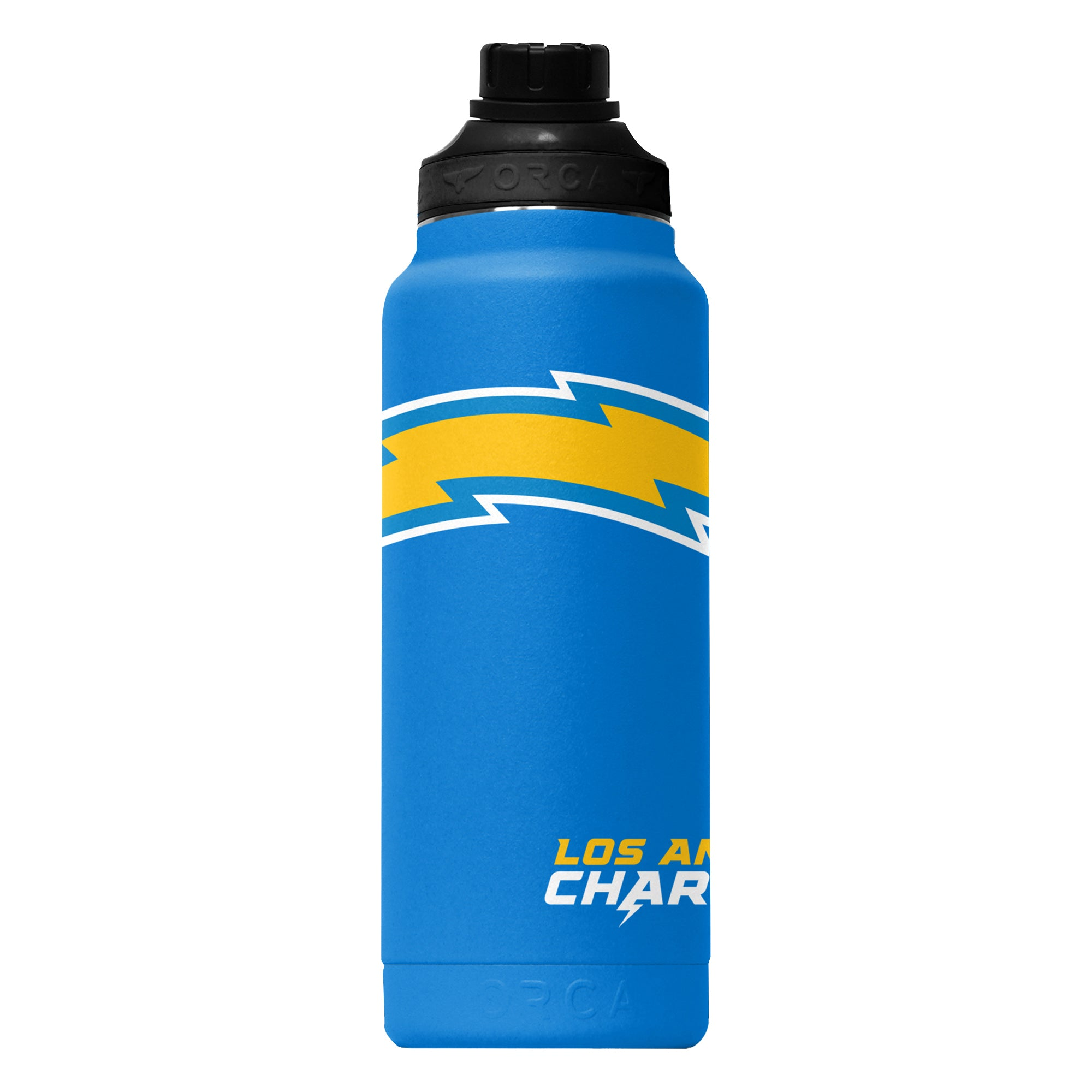 2020 Los Angeles Chargers Large Logo Hydra 34oz - ORCA