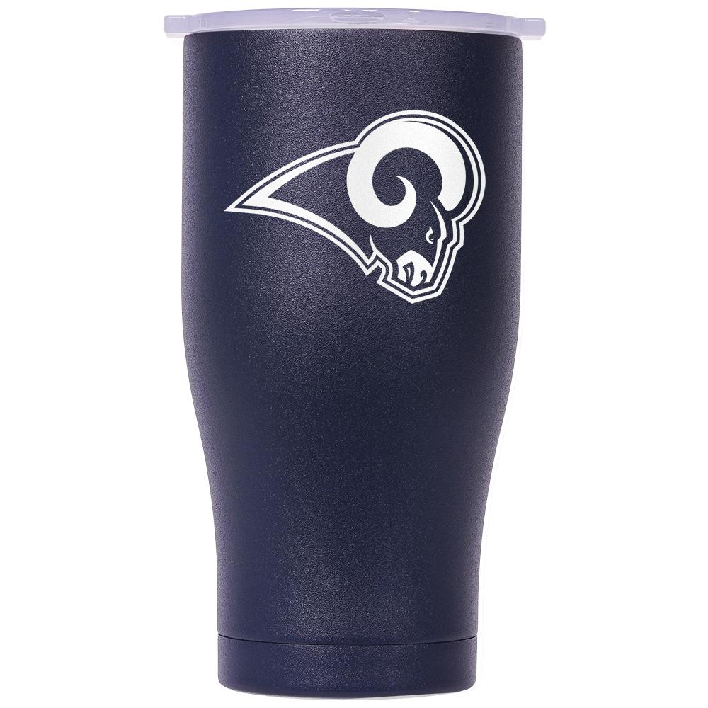Los Angeles Rams 27 oz. Color Navy/White - ORCA