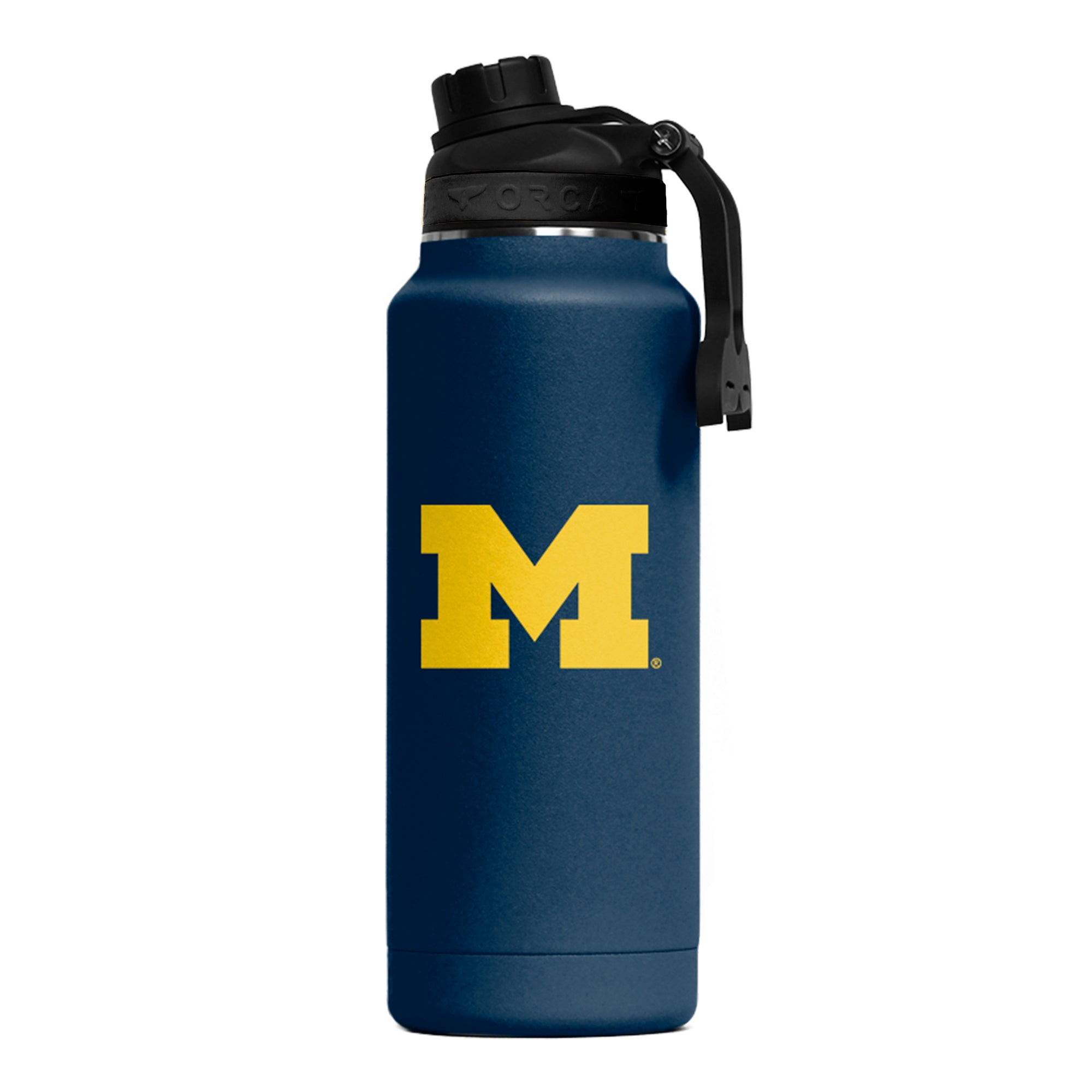Michigan Color Logo Hydra 34oz - ORCA