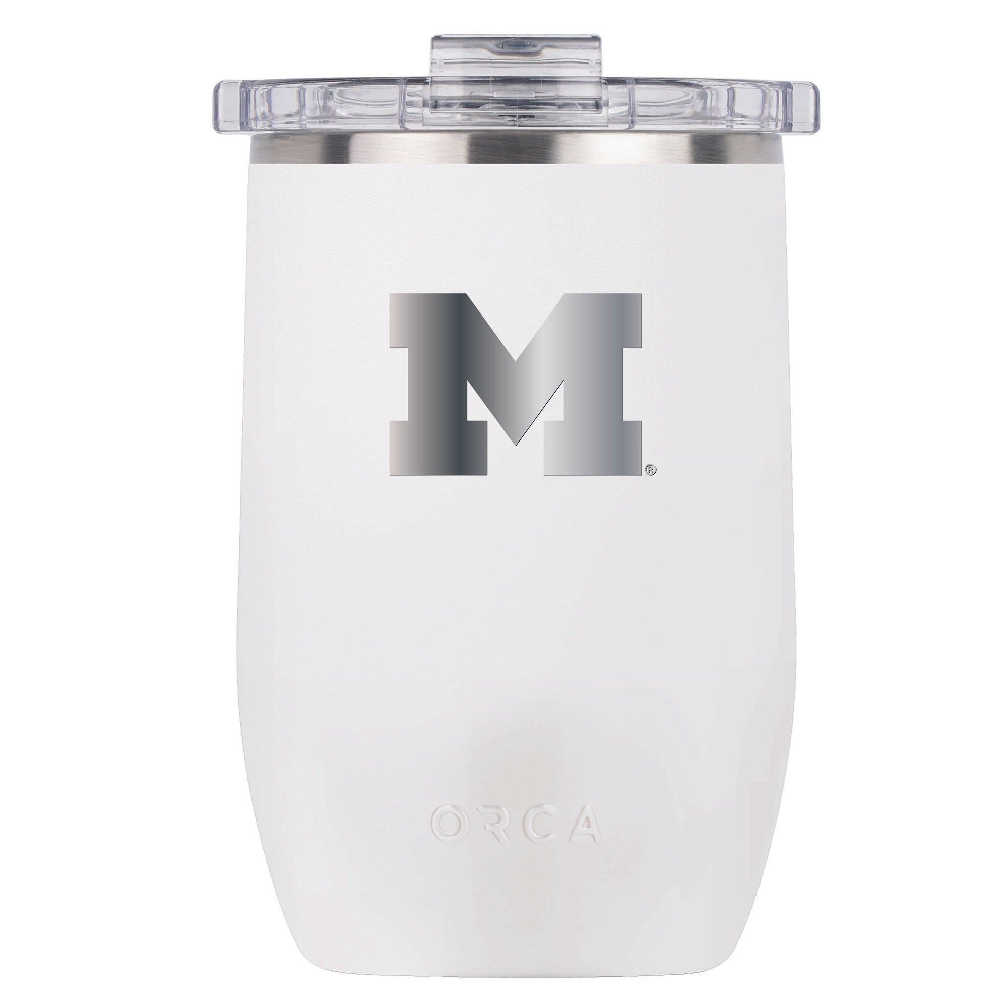 University of Michigan Whiteout Vino 12 oz. - ORCA