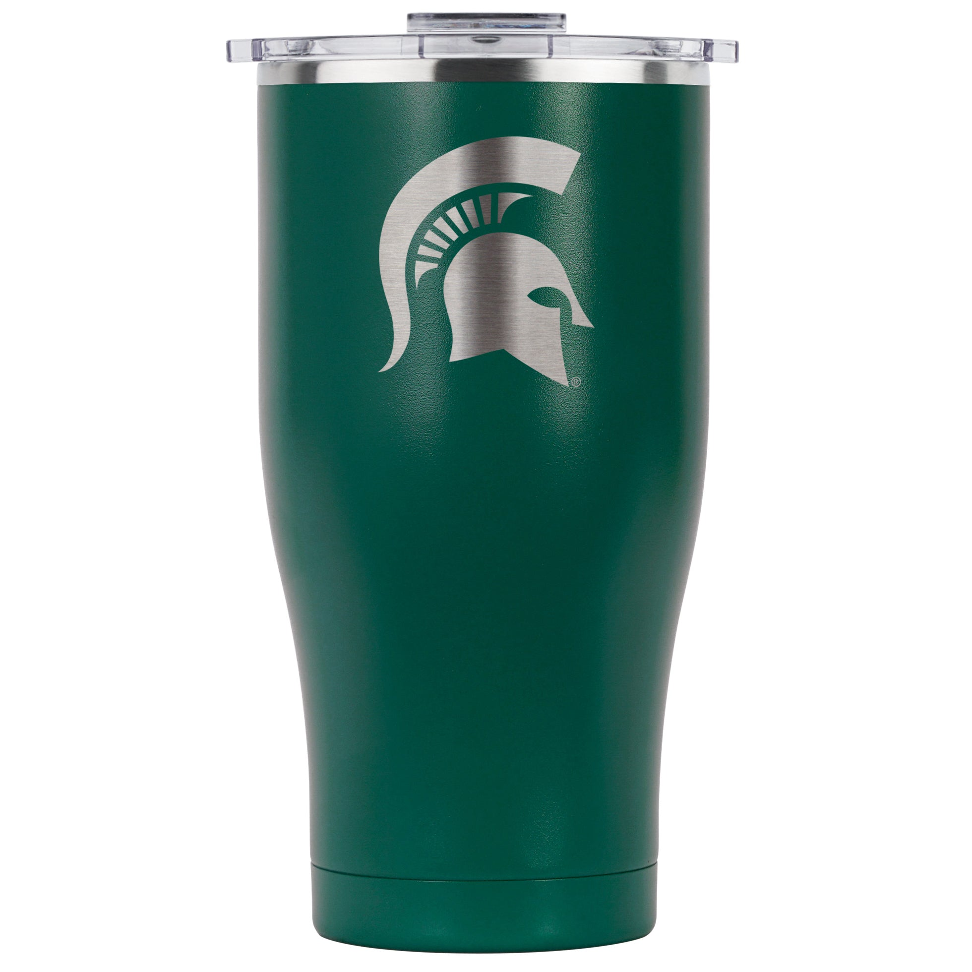 Michigan State University 27oz Chaser Green/Silver - ORCA