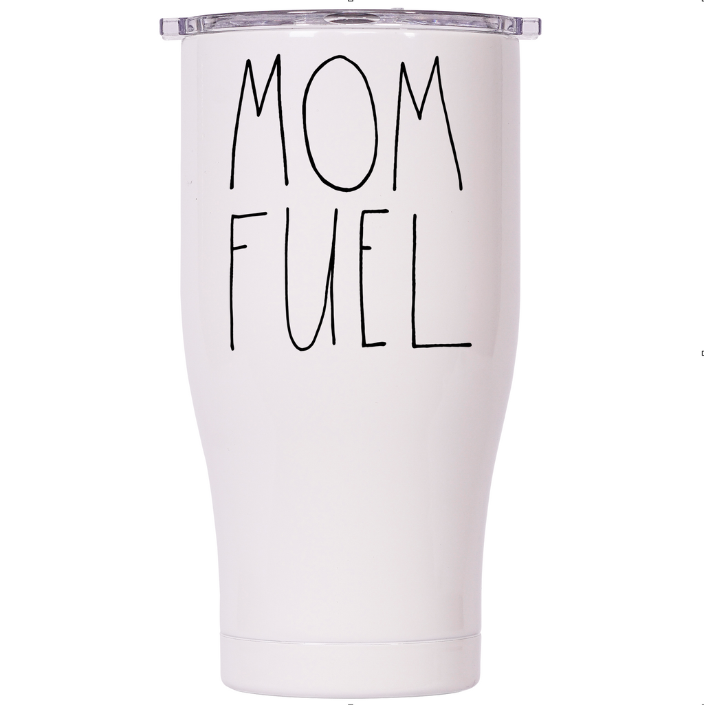 Mom Fuel Chaser 27oz Pearl/Clear - ORCA