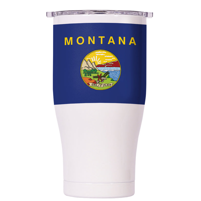 Montana State Flag Chaser 27oz - ORCA