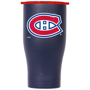 Montreal Canadiens 27oz Chaser Navy/Red