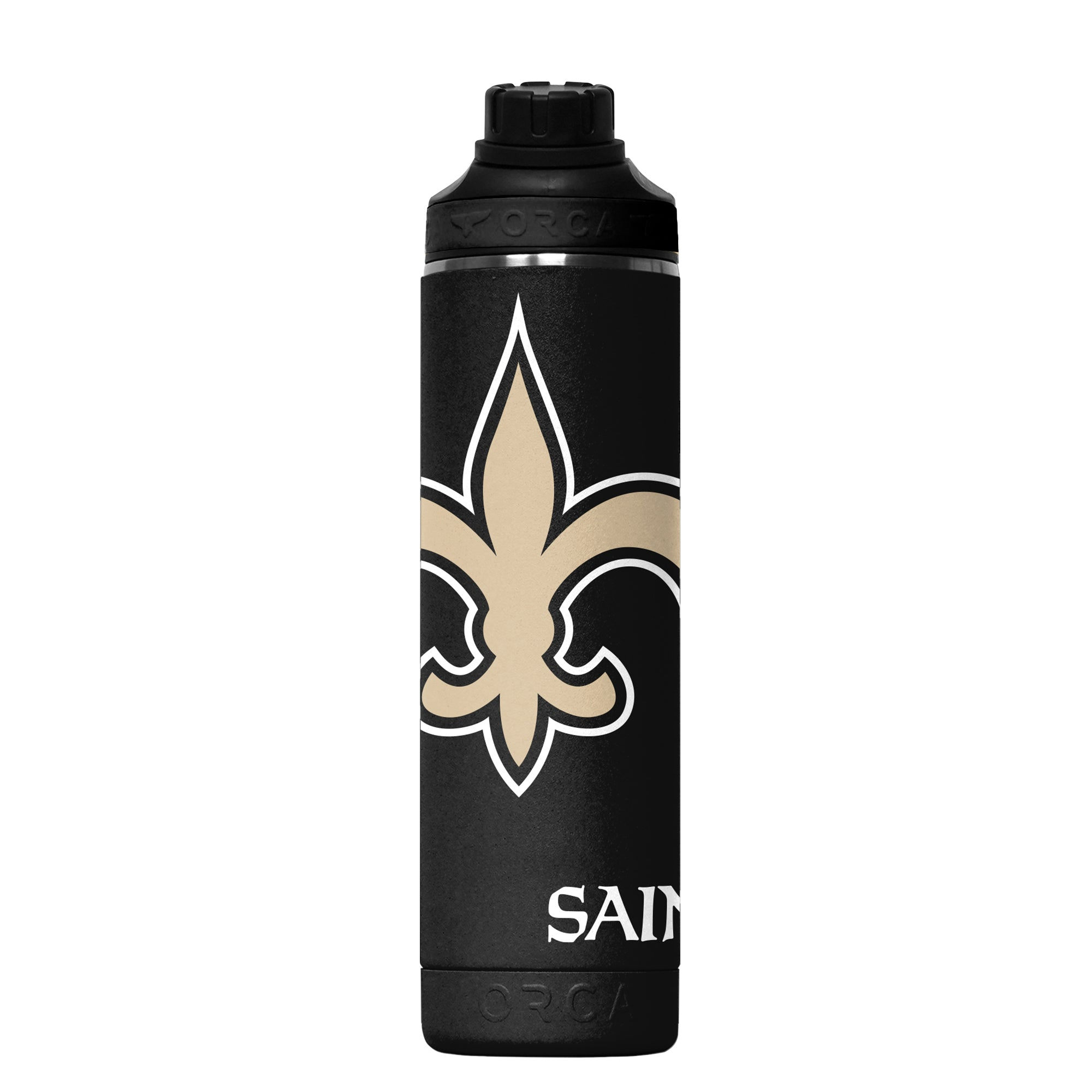 New Orleans Saints Large Logo Hydra 22oz - ORCA