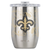 New Orleans Saints Floral Sketch Vino 12oz - ORCA