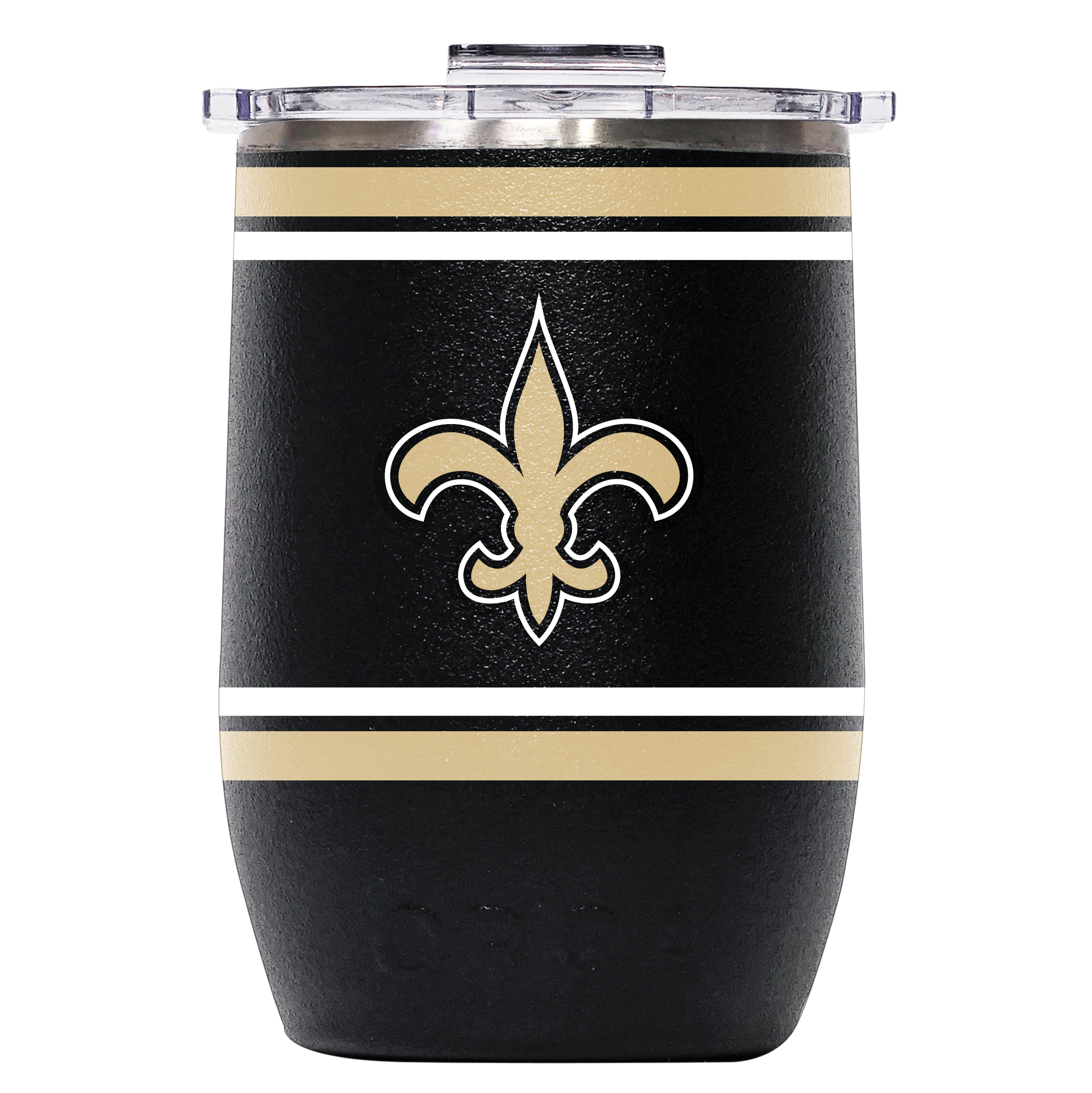 New Orleans Saints Logo Plus Vino 12 oz. - ORCA