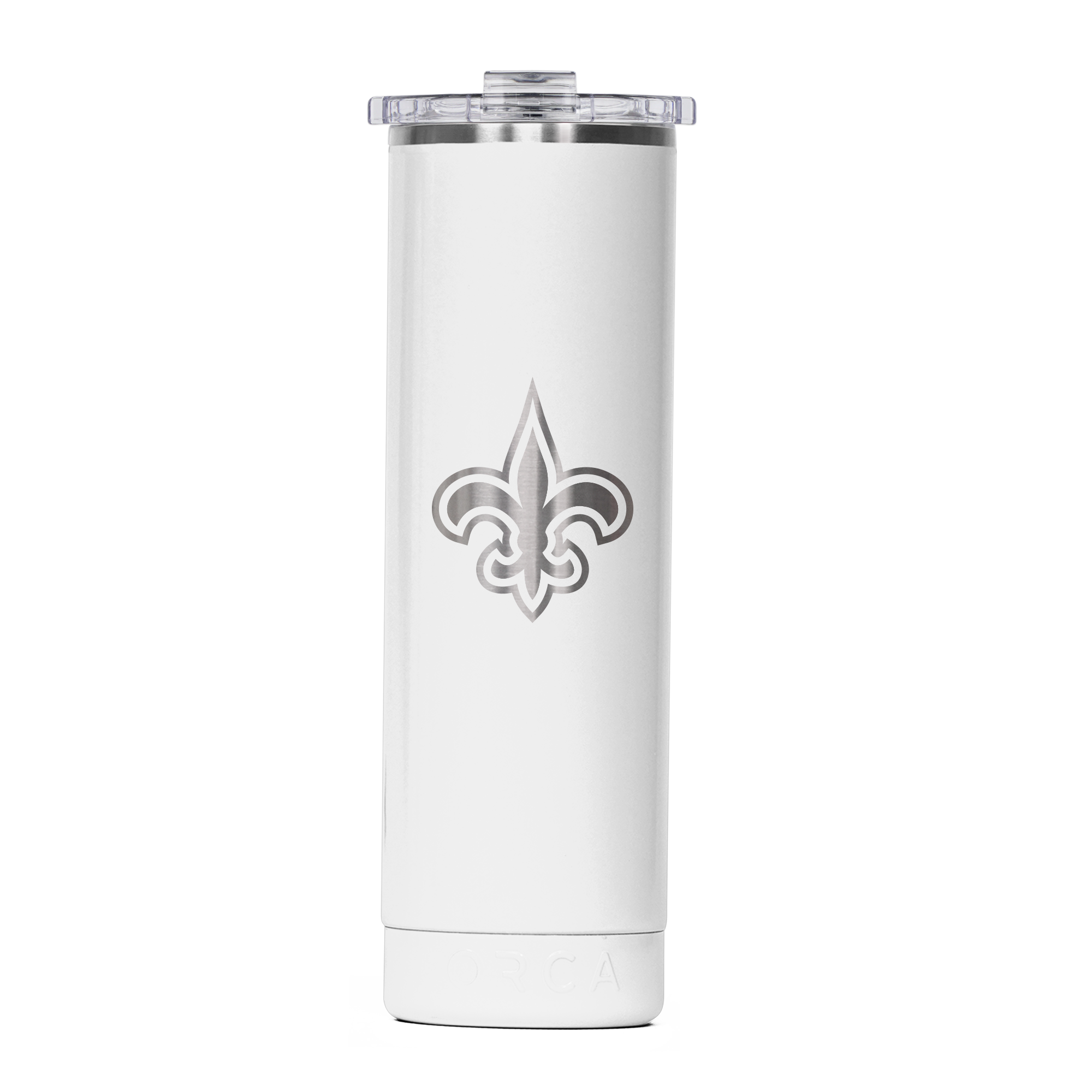 New Orleans Saints Whiteout Hydra 22 oz. - ORCA