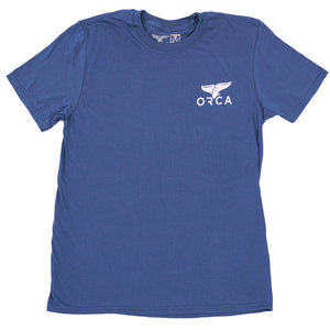 Navy Short Sleeve Shirt - ORCA