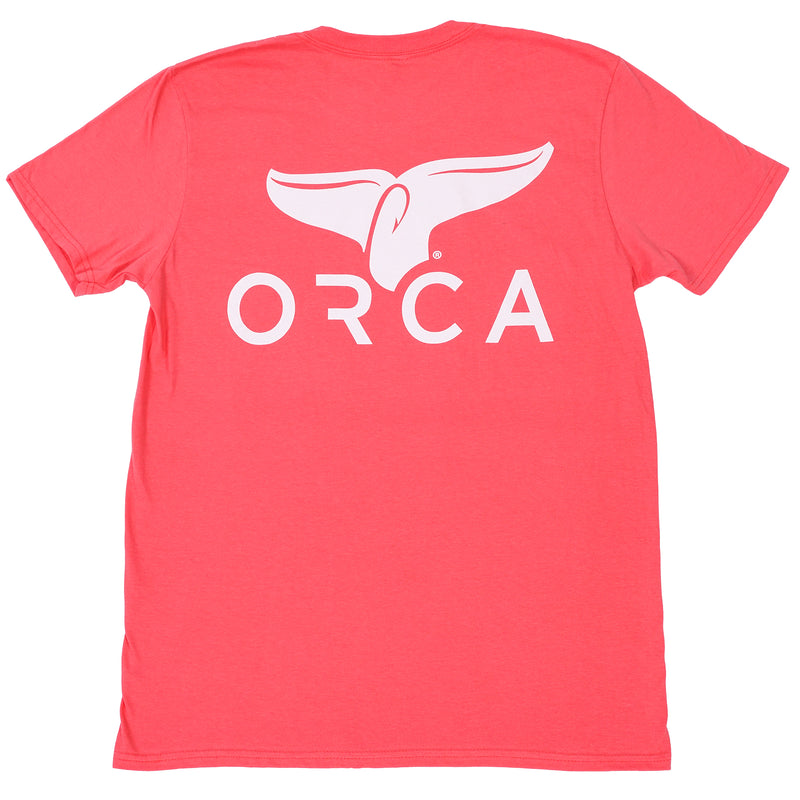 Coral Short Sleeve Shirt - ORCA