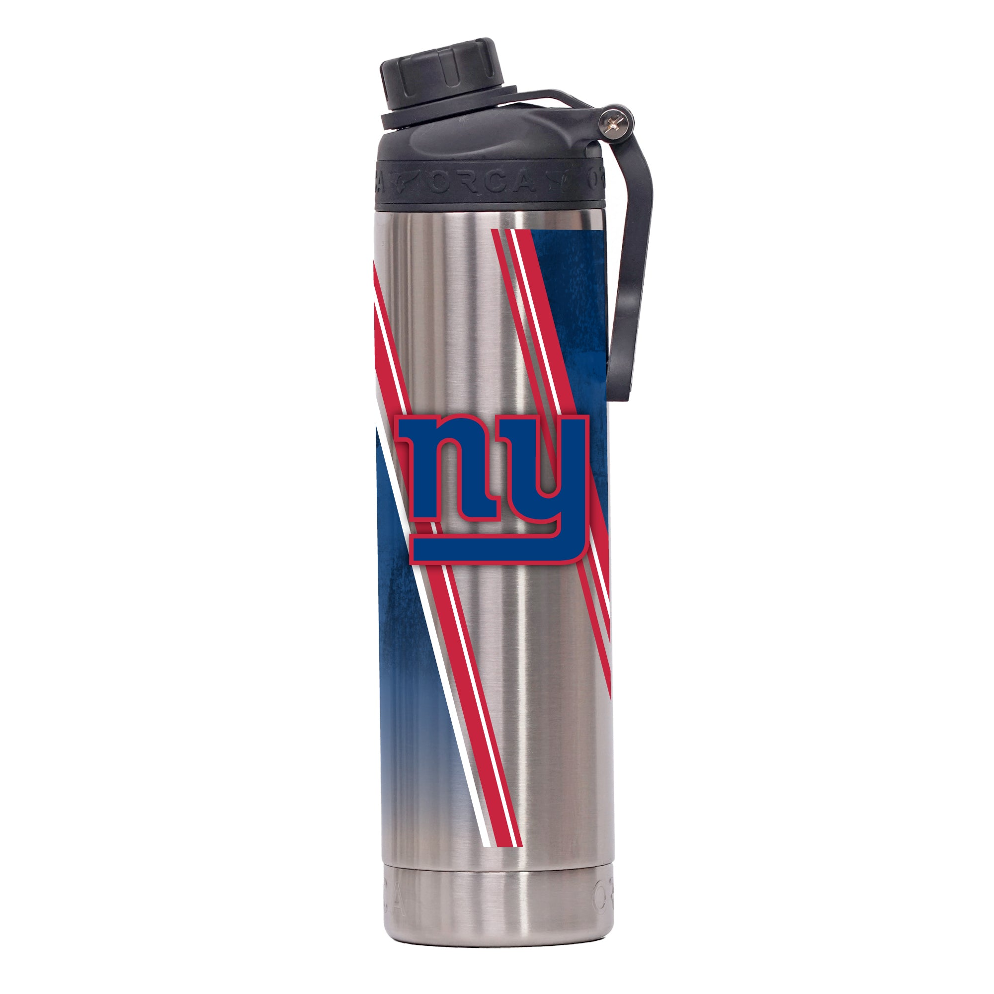 New York Giants Double Stripe Wrap Hydra 22 oz. - ORCA