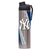 New York Yankees Double Stripe Wrap Color Logo Hydra 22oz - ORCA