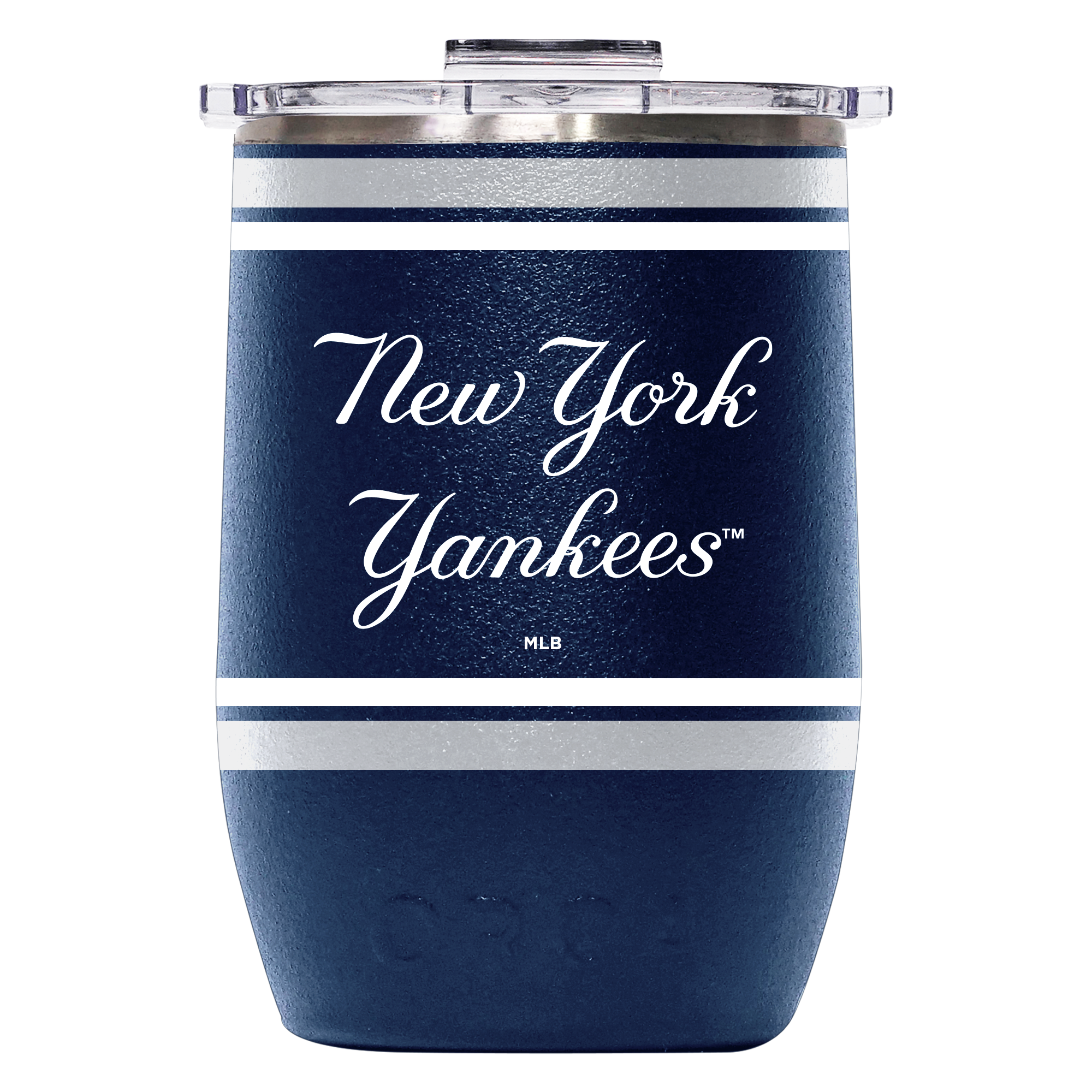 New York Yankees Logo Plus Vino 12 oz. - ORCA