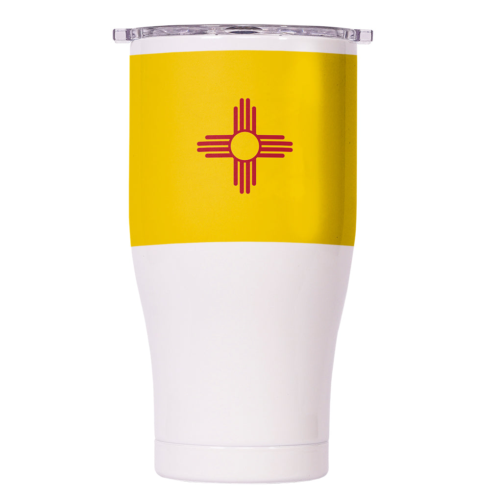 New Mexico State Flag Chaser 27oz - ORCA