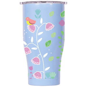 Spring Scene 27oz Chaser Light Blue/Clear - ORCA