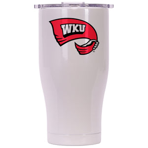 Western Kentucky 27oz Chaser Pearl/Clear - ORCA