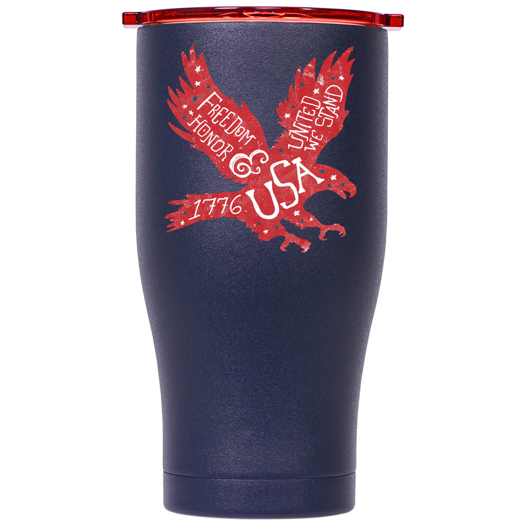 Freedom Eagle 27oz Chaser Navy/Red - ORCA