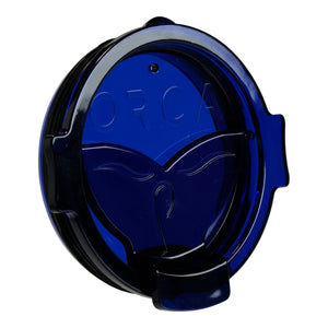 Blue Whale Tail Flip Top Chaser Lid - ORCA