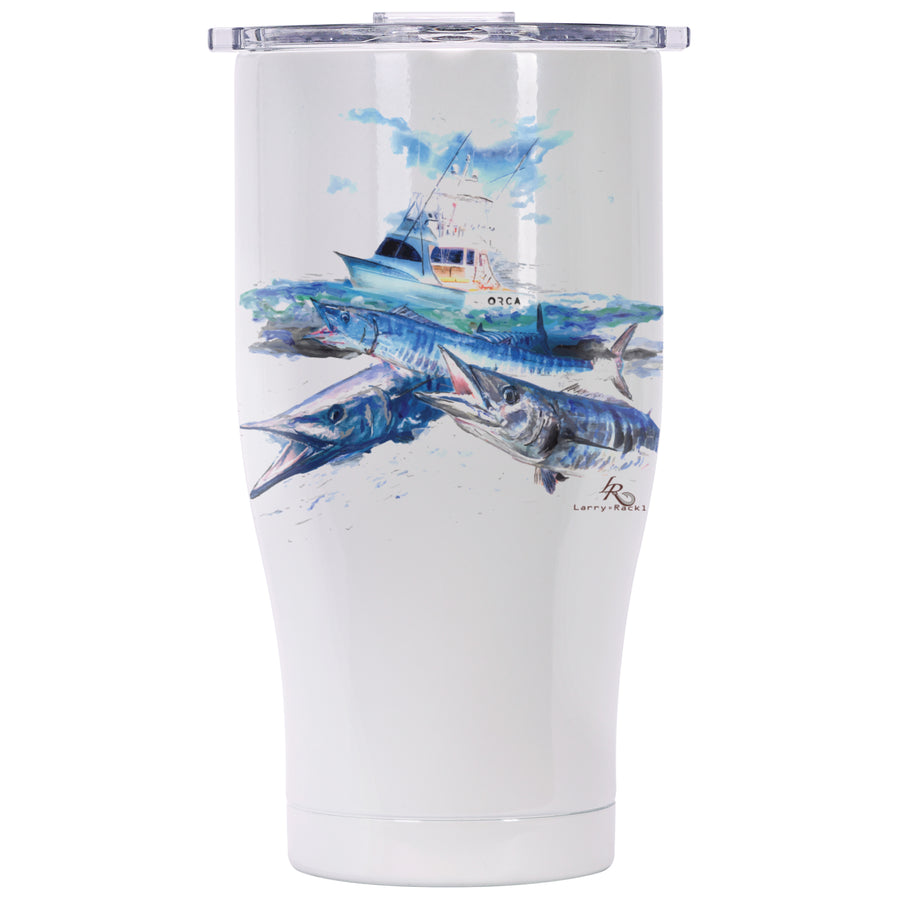 Deep Sea Fishing Rackley 27oz Chaser
