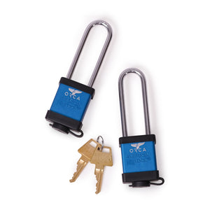 Pro Series Locks Set Of 2- Blue
