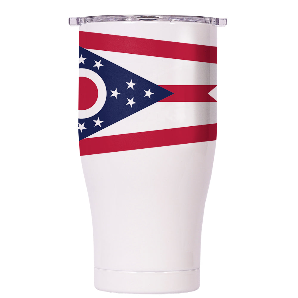 Ohio State Flag Chaser 27oz - ORCA
