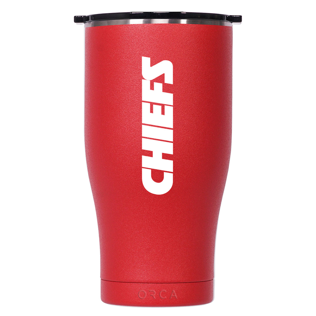 Super Bowl LIV Champs Kansas City Chiefs Chaser 27oz Red/Black - ORCA