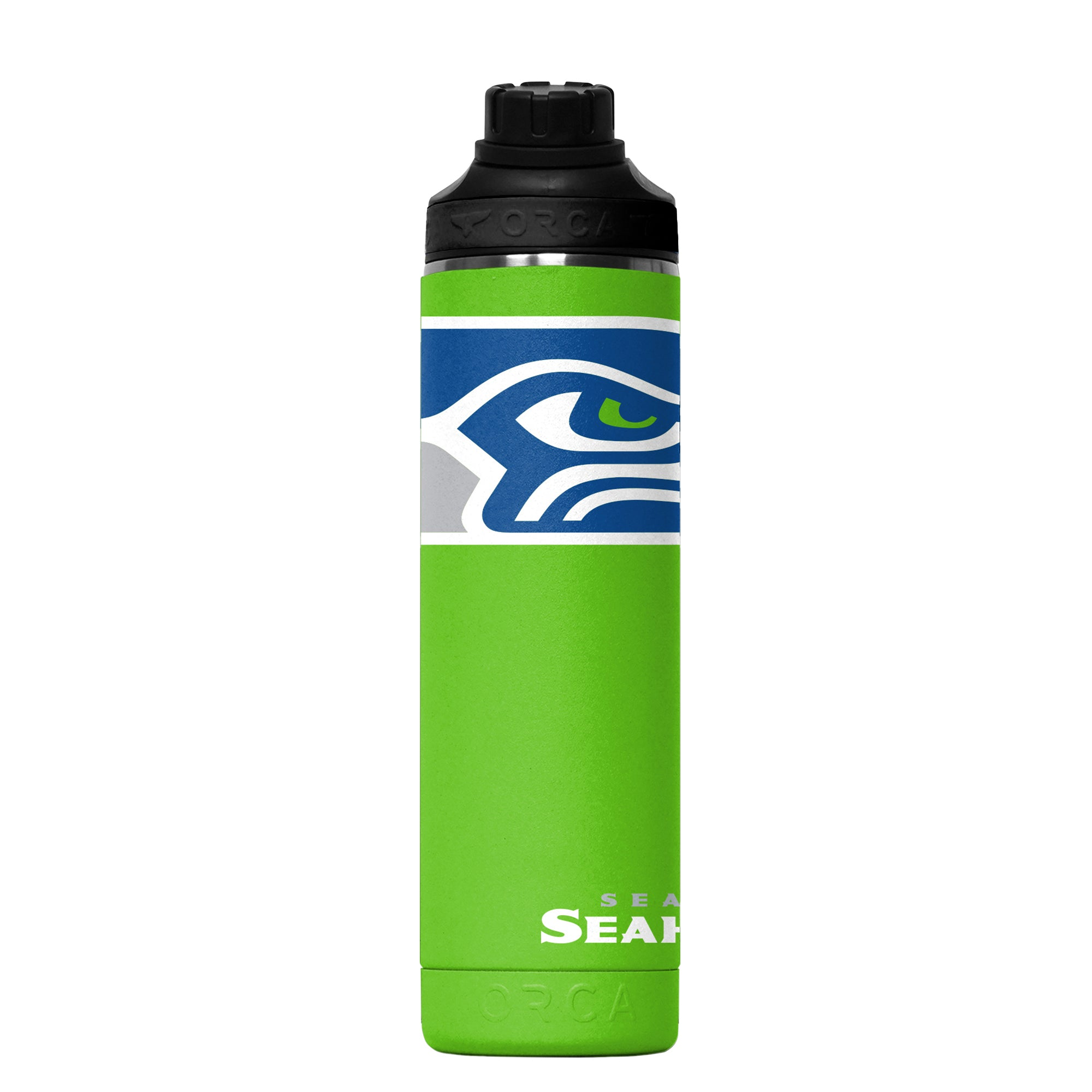 Seattle Seahawks Large Logo Hydra 22oz - ORCA