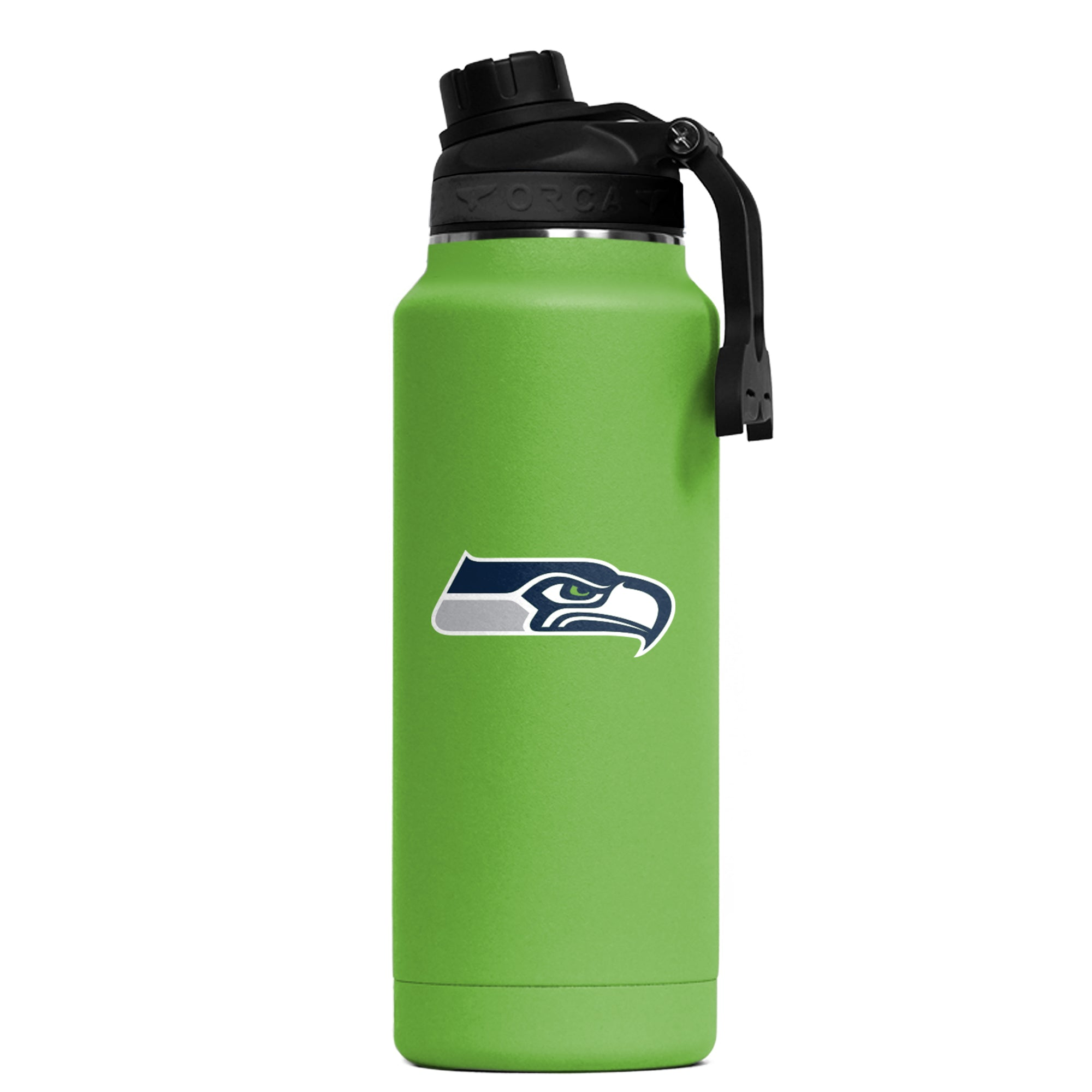 Seattle Seahawks Color Logo Hydra 34oz - ORCA