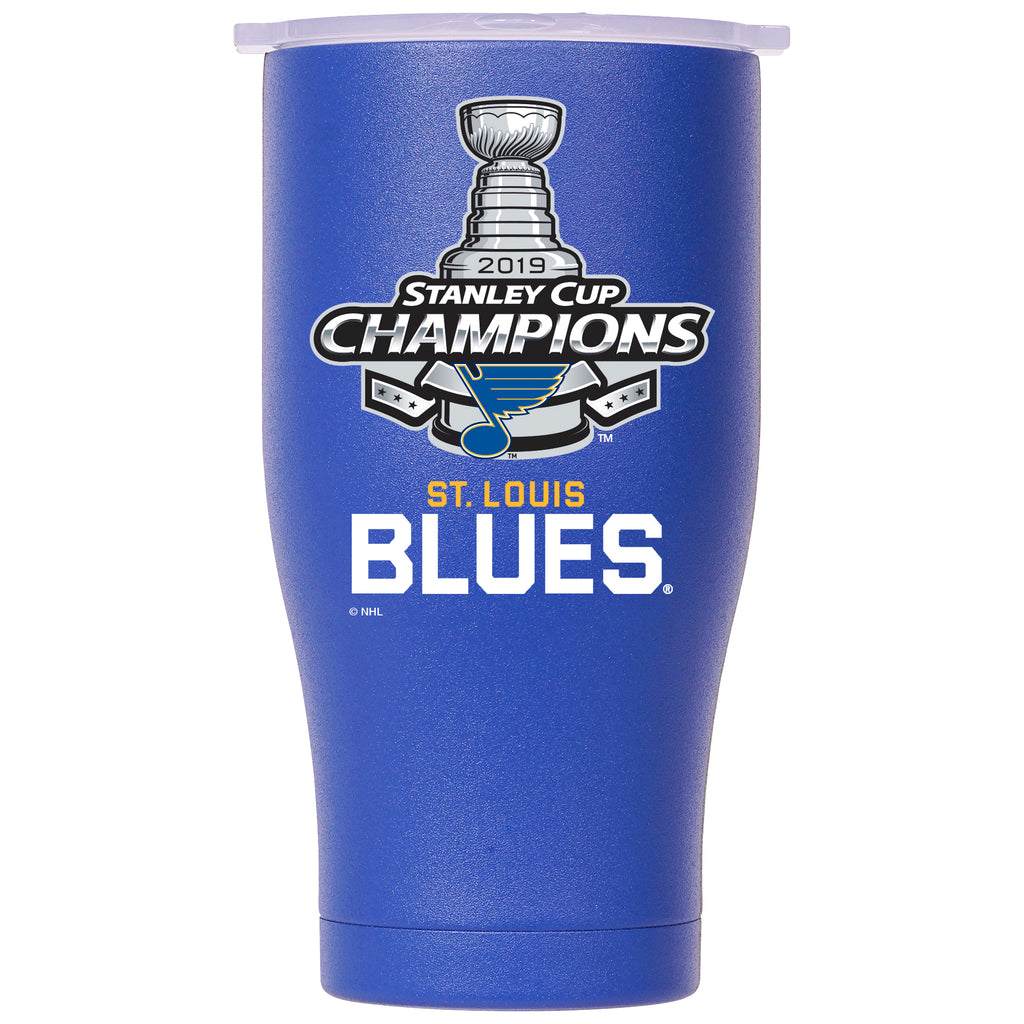 St. Louis Blues Stanley Cup Champs Blue/White Chaser 27oz - ORCA