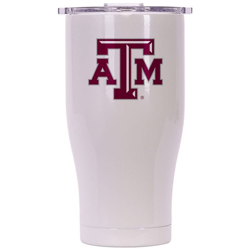 Texas A&M 27oz Chaser Pearl/Clear - ORCA