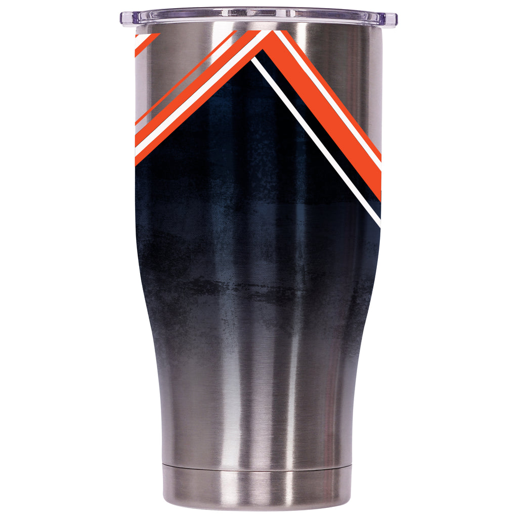 Auburn University Double Stripe Wrap 27oz Chaser - ORCA