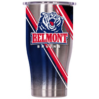 Belmont University Double Stripe Wrap 27oz Chaser - ORCA