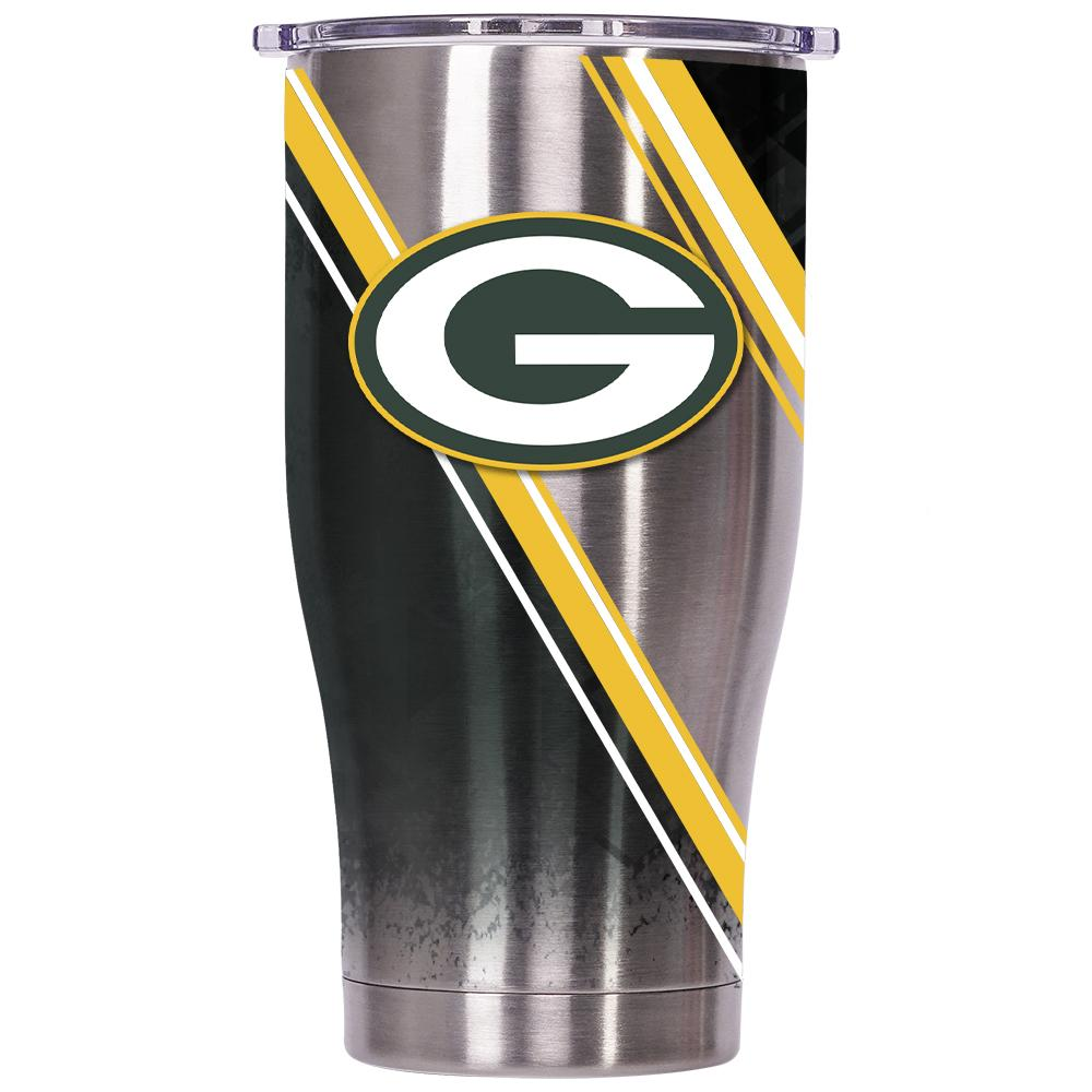 Green Bay Packers Chaser 27 oz. Double Stripe Wrap - ORCA