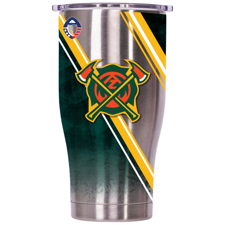Arizona Hotshots Stainless/Clear 27oz - ORCA