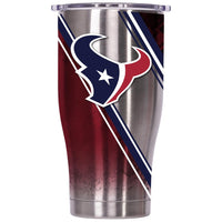 Houston Texans Double Stripe Wrap Chaser 27oz - ORCA