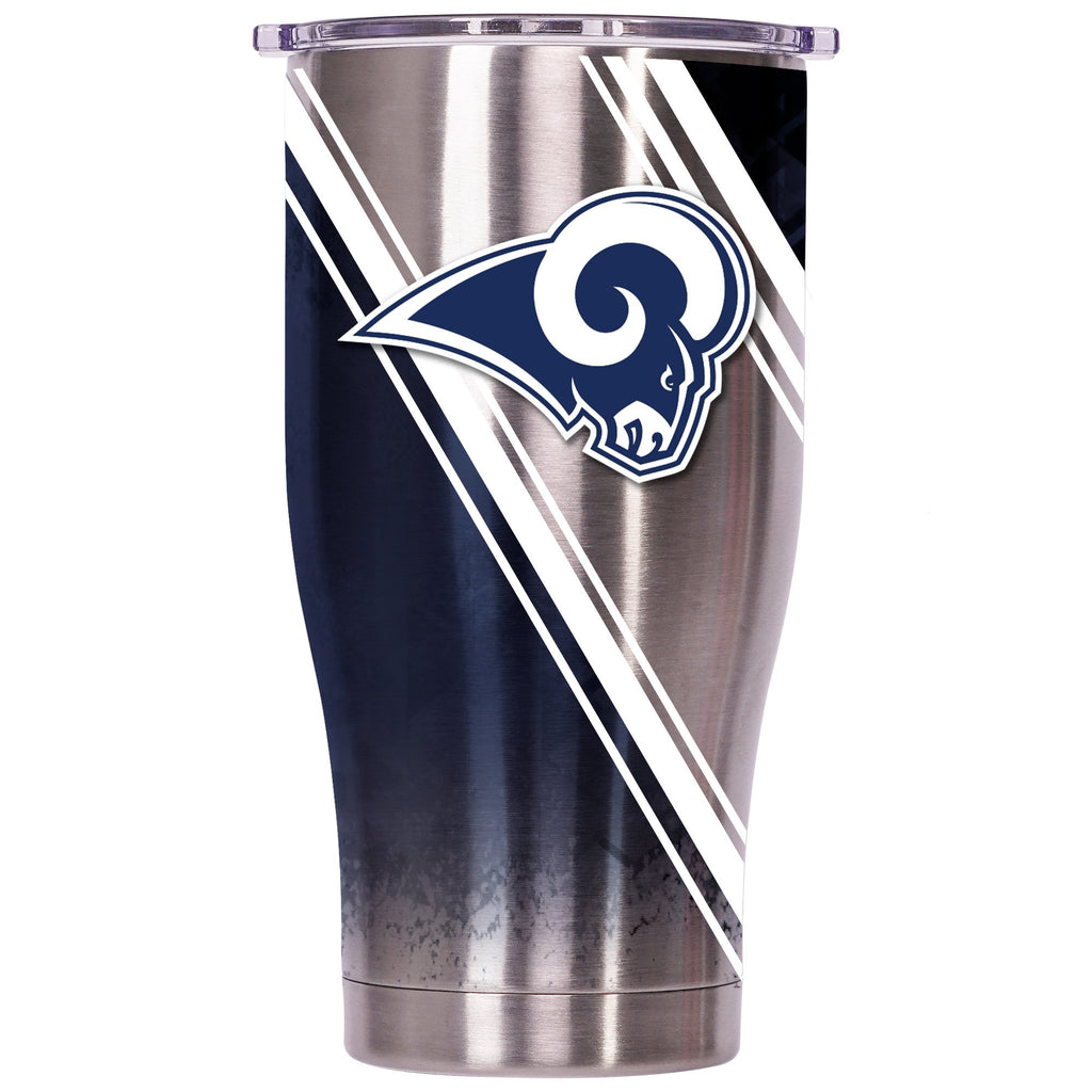 Los Angeles Rams Chaser 27 oz. Double Stripe Wrap - ORCA