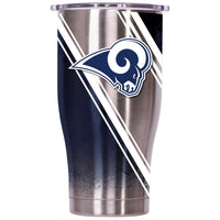 Los Angeles Rams Double Stripe Wrap Chaser 27oz - ORCA