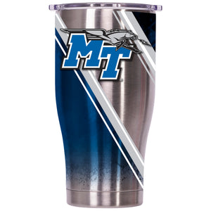 Middle Tennessee State Univ. Double Stripe Wrap 27oz Chaser - ORCA