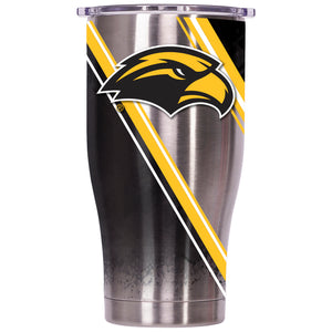 Southern Miss Double Stripe Wrap 27oz Chaser - ORCA