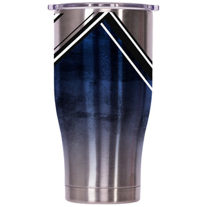 Kentucky Double Stripe Wrap 27oz Chaser - ORCA