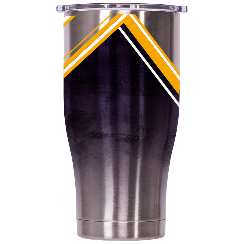 Lipscomb University Double Stripe Wrap 27oz Chaser - ORCA